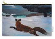 Fox Hunt 1893 Carry-all Pouch