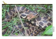 Fox Snake Carry-all Pouch
