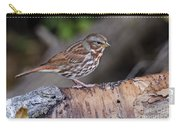 Fox Sparrow Pictures 16 Carry-all Pouch
