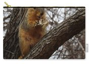 Fox Squirrel 1 Carry-all Pouch