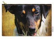 Fox Terrier Dog Carry-all Pouch