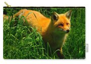 Fox Trot Carry-all Pouch