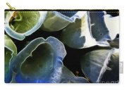Foxglove Expressive Brushstrokes Carry-all Pouch