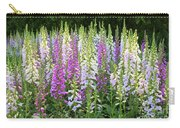 Foxglove Garden In Golden Gate Park Carry-all Pouch