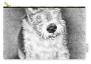 Foxterrier Carry-all Pouch