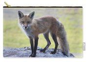 Foxy Lady Carry-all Pouch