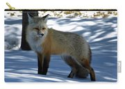 Foxy Shadows Carry-all Pouch