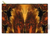 Fractal Abstract 15-01 Carry-all Pouch