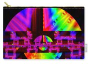 Fractal Abstract 816 Carry-all Pouch