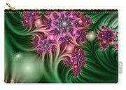 Fractal Abstract Dreamy Garden Carry-all Pouch