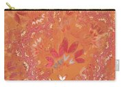 Fractal - Abstract - Japanese Motif Carry-all Pouch