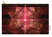 Fractal - Abstract - The Essecence Of Simplicity Carry-all Pouch