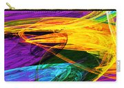 Fractal - Butterfly Wing Closeup Carry-all Pouch