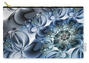 Fractal Dancing The Blues Carry-all Pouch