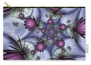 Fractal Fantasy Butterflies Carry-all Pouch