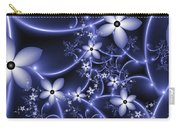 Fractal Fantasy Garden By Night Carry-all Pouch