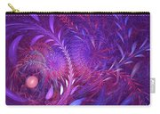 Fractal Flower Field Carry-all Pouch