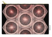 Fractal Fusion Hw Equals Mc Squared Carry-all Pouch by Jason Padgett