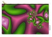 Fractal Happy Jewels Carry-all Pouch