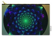 Fractal Hauseleek Carry-all Pouch