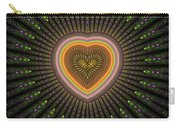 Fractal Heart 1 Carry-all Pouch