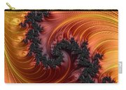 Fractal Heat - A Fractal Abstract Carry-all Pouch