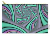 Fractal In Itself Carry-all Pouch