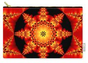 Fractal In The Centre Carry-all Pouch