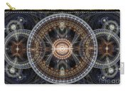 Fractal Inception Carry-all Pouch by Martin Capek