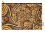 Fractal Jewelry Carry-all Pouch