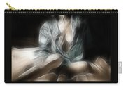 Fractal Nude 8637 Carry-all Pouch