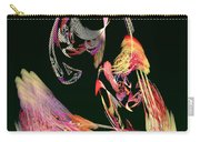 Fractal - Parrot Carry-all Pouch