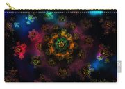 Fractal Peyote Carry-all Pouch