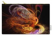 Fractal - Rise Of The Phoenix Carry-all Pouch
