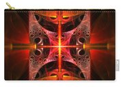Fractal - Science - Cold Fusion Carry-all Pouch by Mike Savad