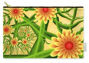 Fractal Summer Pleasures 2 Carry-all Pouch