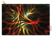 Fractal Swirl Carry-all Pouch