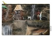 Fractalius Island In The Sun Carry-all Pouch