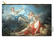 Fragonard's Diana And Endymion Carry-all Pouch