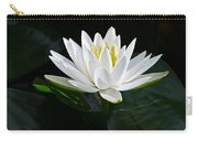 Fragrant Water-lily Carry-all Pouch