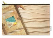 Frame With Postcards Carry-all Pouch by Amanda Elwell