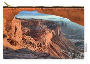 Framed Canyon Carry-all Pouch