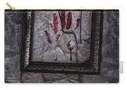 Framed Carry-all Pouch by Margie Hurwich