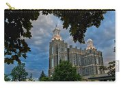 Framed Temple Carry-all Pouch