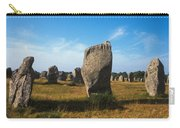 France Brittany Carnac Ancient Megaliths  Carry-all Pouch