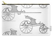 France Carriages, C1740 Carry-all Pouch
