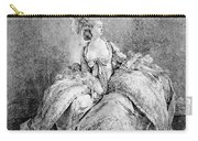 France Court Life, 1778 Carry-all Pouch