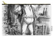 France: Enjoying Wine Carry-all Pouch