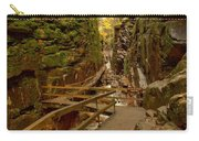 Franconia Notch Flume Gorge Boardwalk Carry-all Pouch