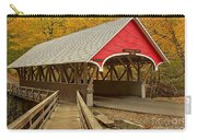 Franconia Notch Flume Gorge Bridge Carry-all Pouch